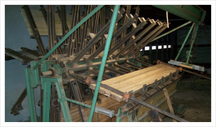 Solid Wood Edge Glued Panels L L Johnson Lumber Mfg And